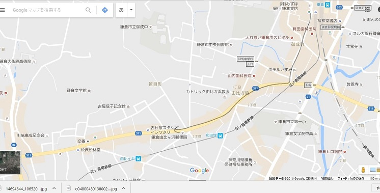 JR鎌倉駅から.jpg